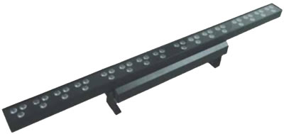 led barre 48x3W