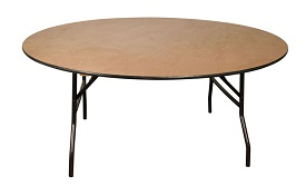 Table ronde 120cm